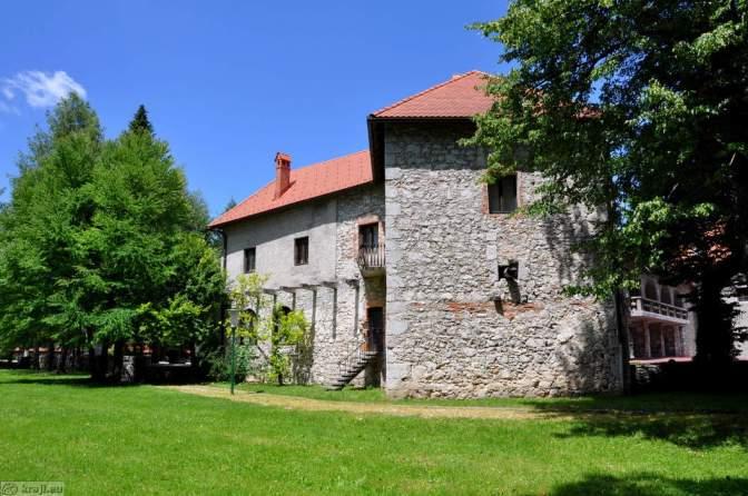 ribnica castle