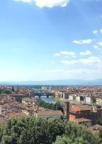 Unusual day in Firenze