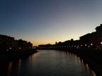 Unusual night in Pisa