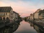 Unusual evening in Strasbourg