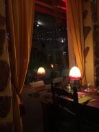 Unusual night in Strasbourg