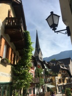 Morning in Hallstatt
