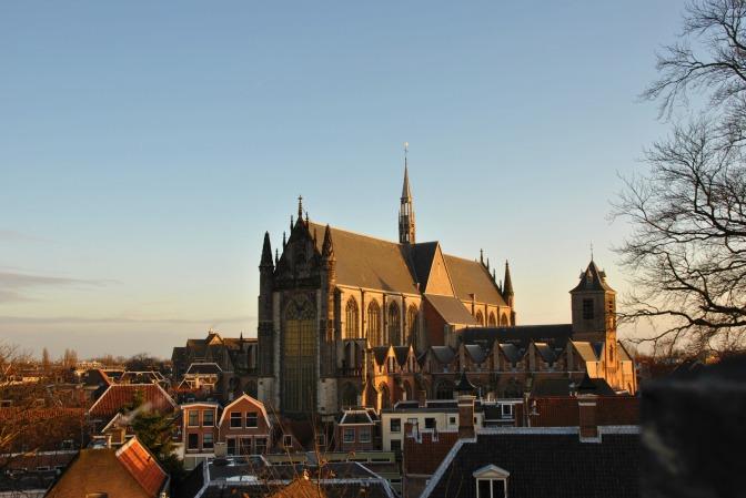Pieterskerk-in-Leiden