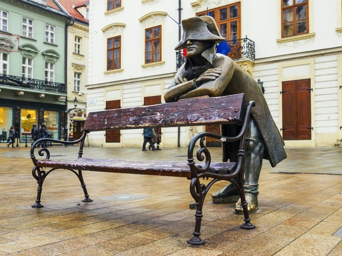 Bratislava-statue-Napoleonec
