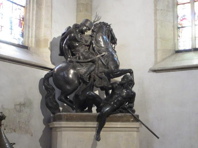 D7 Statue of St. Martin