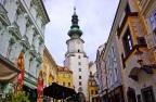 Curiosities in Bratislava, Slovakia